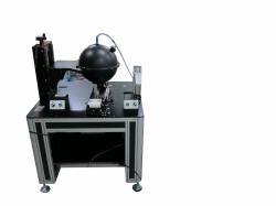 COB半自動測試機  FOR 鋁基板(單顆測試) Semi-Auto Sorting Machine FOR aluminum plate (single test)